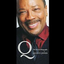 Musical Biography of Quincy Jones