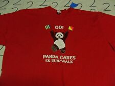 XL- NWOT Panda cares 5k Express T- Shirt