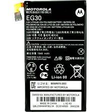 ORIGINAL MOTOROLA EG30 AKKU ACCU BATTERY -- XT890 XT901 XT902 XT1032 -- NEU
