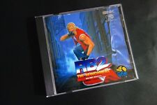 REAL BOUT 2 Real Bout 2 - SNK NeoGeo CD Very Good Condition Japan