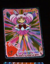 SAILORMOON CARD CARDDASS PRISM CARTE 247 RARE BANDAI 2015 REVIVAL JAPAN NEUF