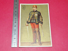 CHROMO 1895-1905 BON-POINT ECOLE IMAGE HACHETTE DUCOUDRAY GENERAL ALFRED CHANZY