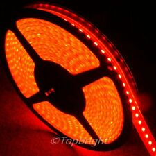 3X 5m RED SMD 3528 Waterproof Flexible 600 LED Strip