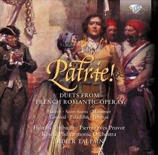 Patrie! Duets from French Romantic Opera, New Music