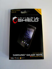 ZAGG Invisible Shield for Samsung Galaxy Note Screen Protector - New