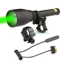 High Power Long Distance Laser Genetics ND3 x50 Green Laser Designator w/ mounts