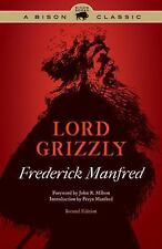 Lord Grizzly by Frederick Manfred Paperback Book (English)