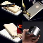 Luxury Soft Mirror TPU Gel Cover Phone Accessories Back Case for Various Phone