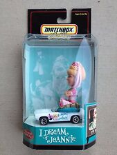 1999 I DREAM OF JEANIE MOVIE SERIES CHARACTER CAR  MATCHBOX COLLECTION 1/64 NRFB