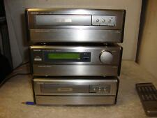 DENON UDRA-70 SEPARATE COMPONENT STEREO SYSTEM WITH REMOTE-Superb Sound.