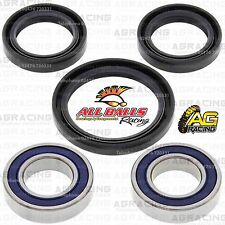 All Balls Front Wheel Bearings & Seals Kit For KTM EXC 380 2002 02 Enduro
