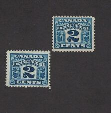 Canada FX36- Excise.  MHNG. 2 Singles.  #02 CANFX36