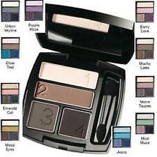 Avon True Colour Eyeshadow Quad in Stone Taupes. - FREE POSTAGE new-boxed.