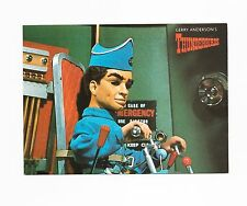 Gerry Anderson's Postcard - Engale 1986 Scott Tracy  in Thunderbird 1