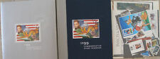 1999 USA USPS COMMEMORATIVE STAMP COLLECTION BOOK STAMPS INCLUDED STILL SEALED