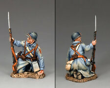 KING AND COUNTRY WW1 French Poilu Crouching Wounded FW154