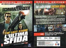 THE LAST STAND - L'ULTIMA SFIDA - DVD (USATO) ARNOLD SCHWARZENEGGER