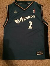 Adidas Washington Wizards John Wall Youth Large Basketball Jersey #2 Away