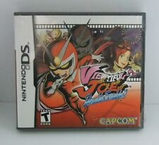 VIEWTIFUL JOE DOUBLE TROUBLE NINTENDO DS GAME Action CAPCOM NEW FACTORY SEALED