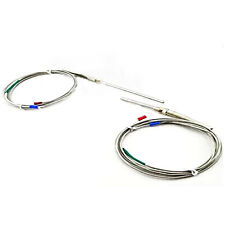 2.7M Cable 100mm Probe K type Sensors Thermocouple  probe Tool 3mm