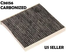 C36156 CHARCOAL CARBON Cabin Air Filter For Dodge Durango Jeep Grand Cherokee