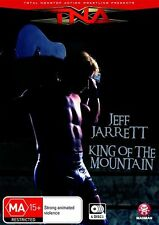 Tna Wrestling - Jeff Jarrett: King of the Mountain (DVD, 2009, 4-Disc Set)