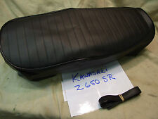 KAWASAKI Z650 SR SEAT COVER & STRAP BEST QUALITY & FREEPOST UK