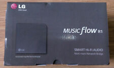 LG MR140 Music Flow R1 Wireless Multi room Speaker Hub Network Bridge RRP £49.99