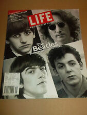 "VINTAGE MAGAZINE "" LIFE REUNION SPECIAL "" THE BEATLES FROM YESTERDAY TO TODAY"