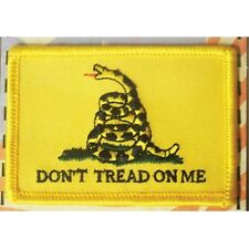 Civil War Patch Don'T Tread On Me 2.75 X 2 Inches 76044 New In Package