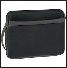 SOLO Sterling Collection UniversalTablet Sleeve, e-Reader, Black iPad HP Kindle