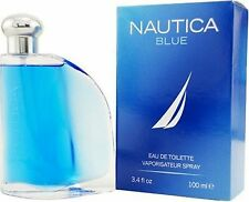 Nautica Blue Cologne 3.3 / 3.4 Perfume For Men Eau de Toilette Spray NIB Sealed