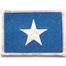 "CIVIL WAR BONNIE BLUE FLAG PATCH 2"" BY 2 3/4"" NEW"