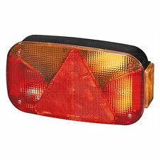 Combination Rear Light / Lamp - Left Hand Fitment | Hella 2VA 998 232-251
