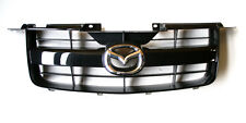 Mazda BT50 Pickup 2.5TD Front Radiator Grille Chrome & Grey 8/06-6/11  NEW 16v