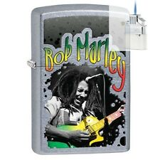 Zippo 29307 Bob Marley Street Lighter & Z-PLUS INSERT BUNDLE