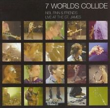 NEIL FINN & FRIENDS LIVE AT THE  ST. JAMES : 7 WORLDS COLLIDE - Folk  **NEW CD**