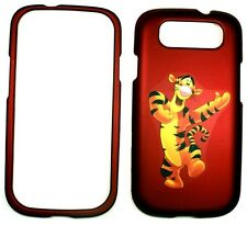 Tigger Red Samsung Galaxy S3 SIII i9300 Rigid Case Cover Snap on