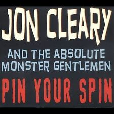 Pin Your Spin by Jon Cleary (CD, May-2004, Basin Street Records)