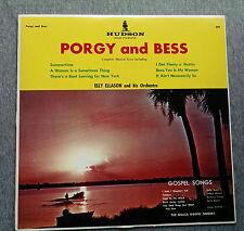 Porgy and Bess Complete Musical Score Gospel Songs Elly Ellason Hudson 209