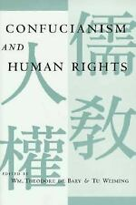 Confucianism and Human Rights-ExLibrary