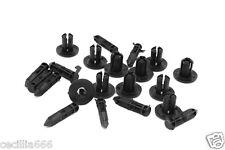 10x ALFA ROMEO 6-8mm PUSH FORO Taglia Clip