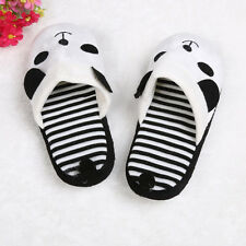 Lovely Cartoon Women Slippers Winter Warm Indoor Home Floor Soft Slippers Shoes