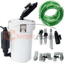 SUNSUN HW-602B mini Aquarium External Canister  Filter 106 GPH up to 20 GALLON