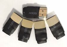 LOT 5 PCS HDMI dummy plug, 4K, EDID emulator monitor, for mining rigs and other