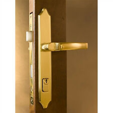 Storm Door Mortise Handle Bright Brass Finish Burlington Junior Security SDet