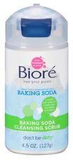 BIORE CLEANSER BAKING SODA CLEANSING SCRUB 4.5oz (POWDER)