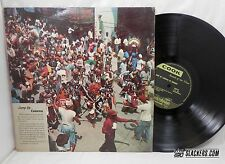 JUMP UP CARNIVAL TRINIDAD LP 1958 Calypso Steel Band WORLD Percussion MARDI GRAS