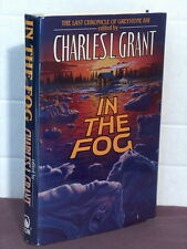 1st,7 signatures,In the Fog edited by Charles L Grant (1993) Greystone Bay Tales