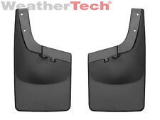 WeatherTech® No-Drill MudFlaps - Ford Super Duty w/out FF- 2011-2014 - Rear Pair